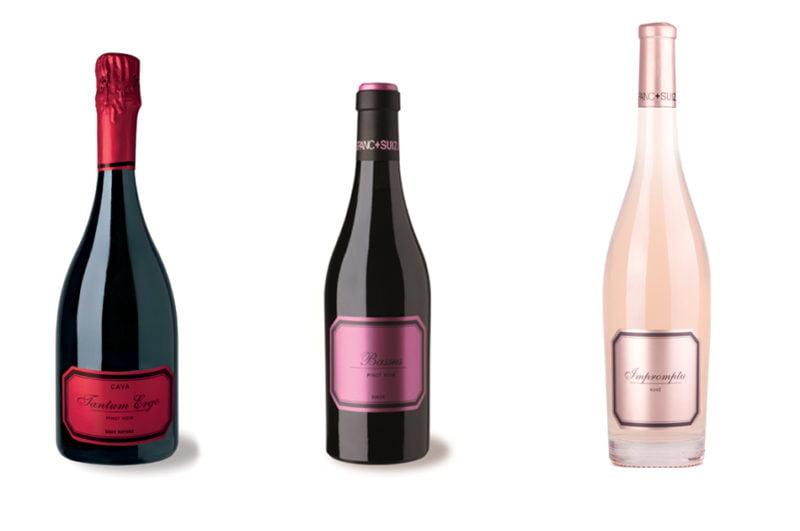 Tres vinos de Hispano Suizas