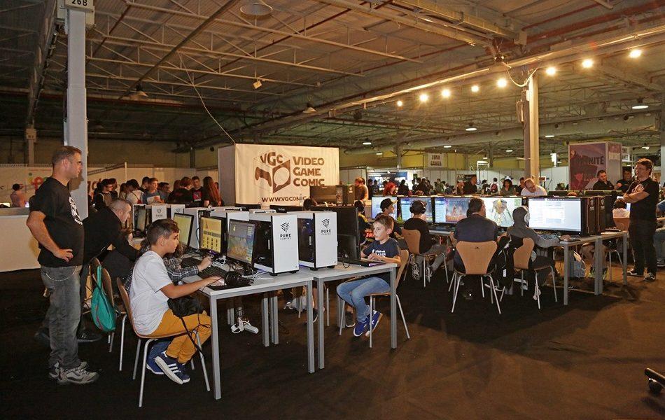 IFA llena con la sexta edición de Video Game Cómic
