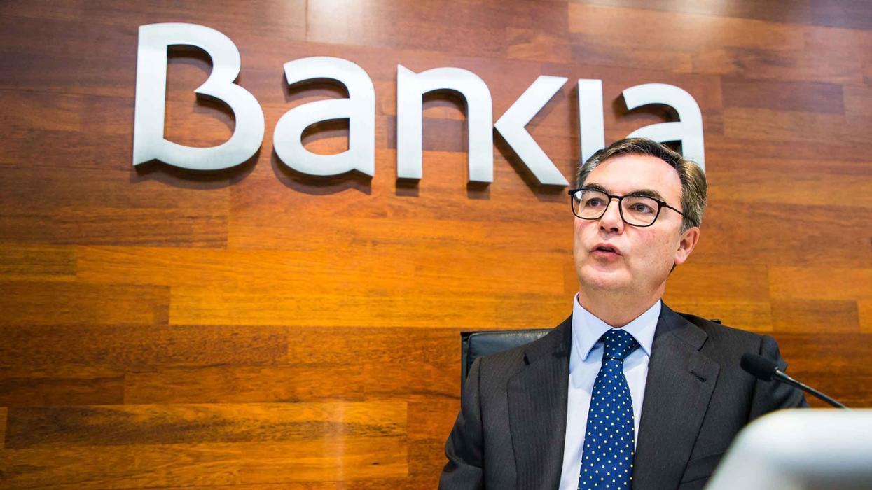 Imagen destacada Bankia podría hacer un