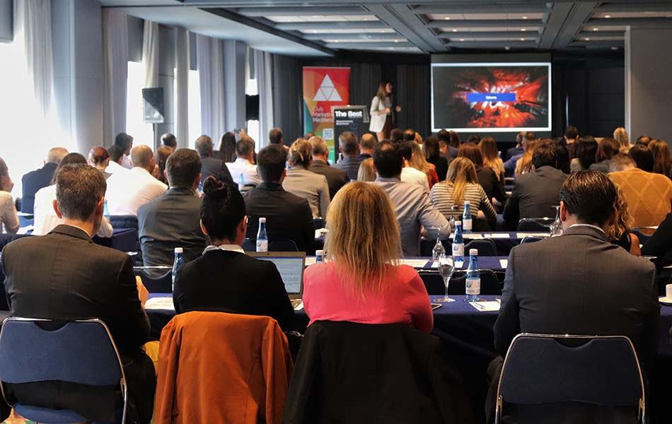 Imagen destacada The Best reúne a más de 100 directivos de marketing alrededor de 5 casos de éxito