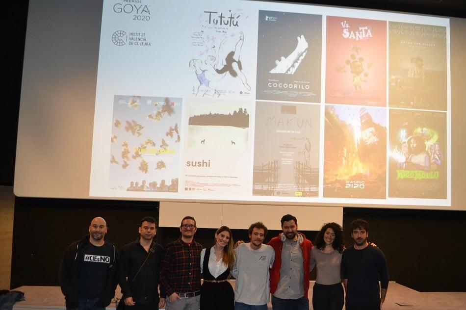 Imagen destacada La Filmoteca ha presentado los 9 cortos valencianos preseleccionados a los Goya