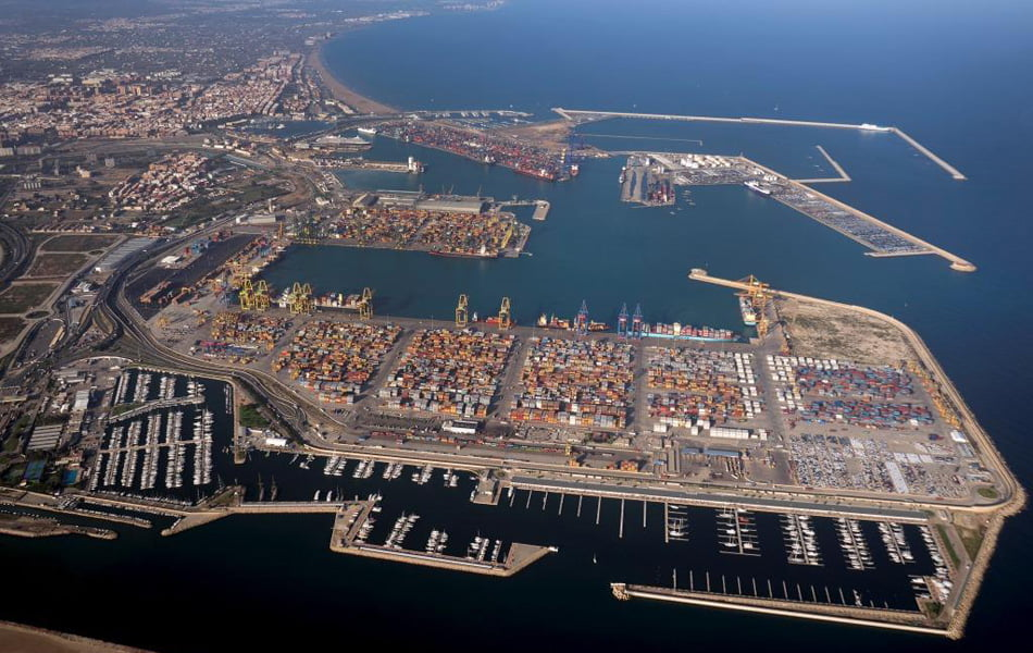 Los bonos verdes financiarán una parte de la ampliación norte del Puerto