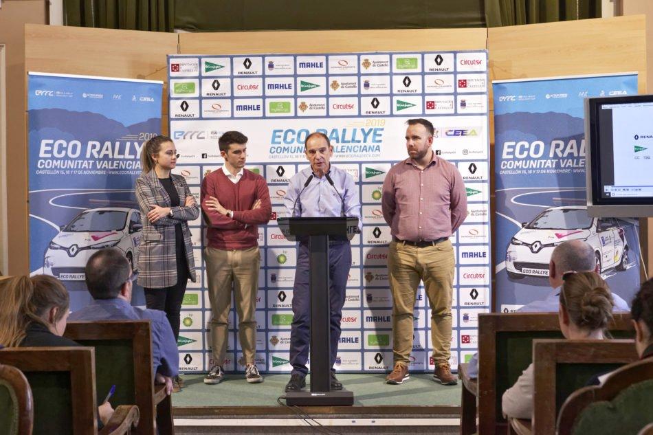 Imagen destacada Sesenta equipos inscritos para el  Eco Rallye de la  Comunidad Valenciana de Castellón