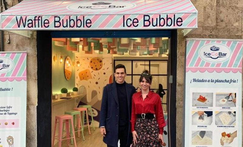BBVA financiará la apertura de franquicias de la heladería IceCoBar