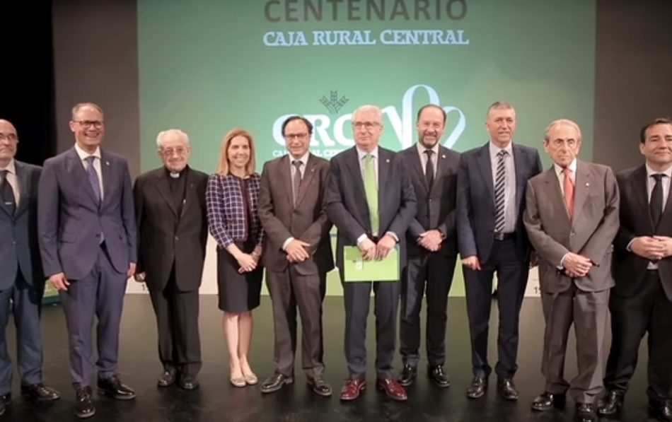 Caja Rural Central celebra su centenario