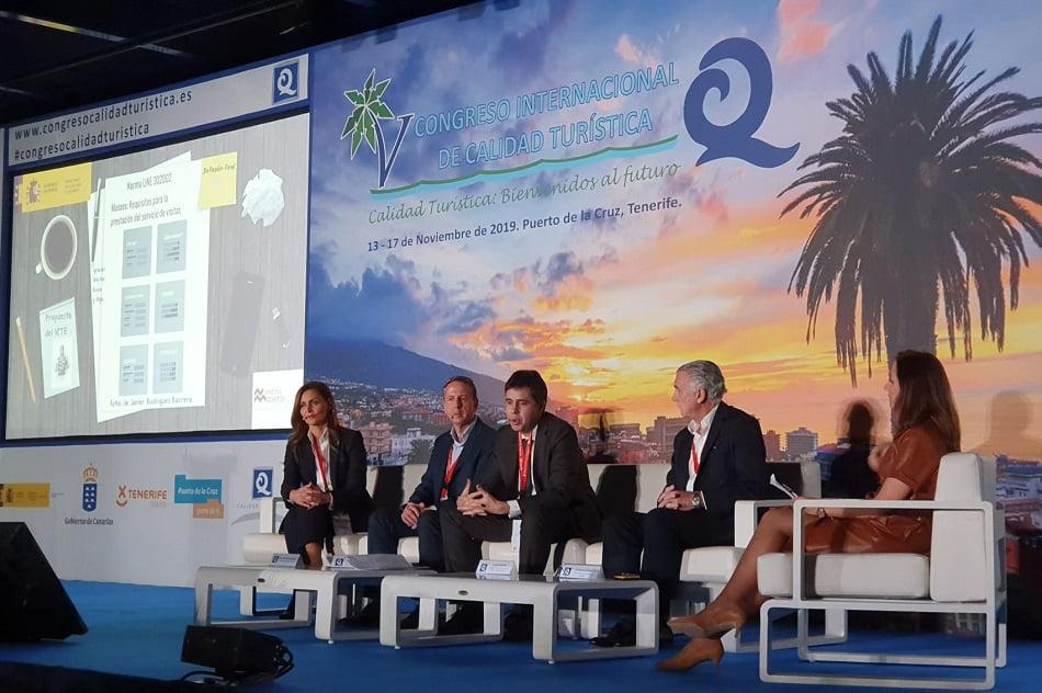 Imagen destacada La CV lidera en España la obtención de certificados de calidad turística