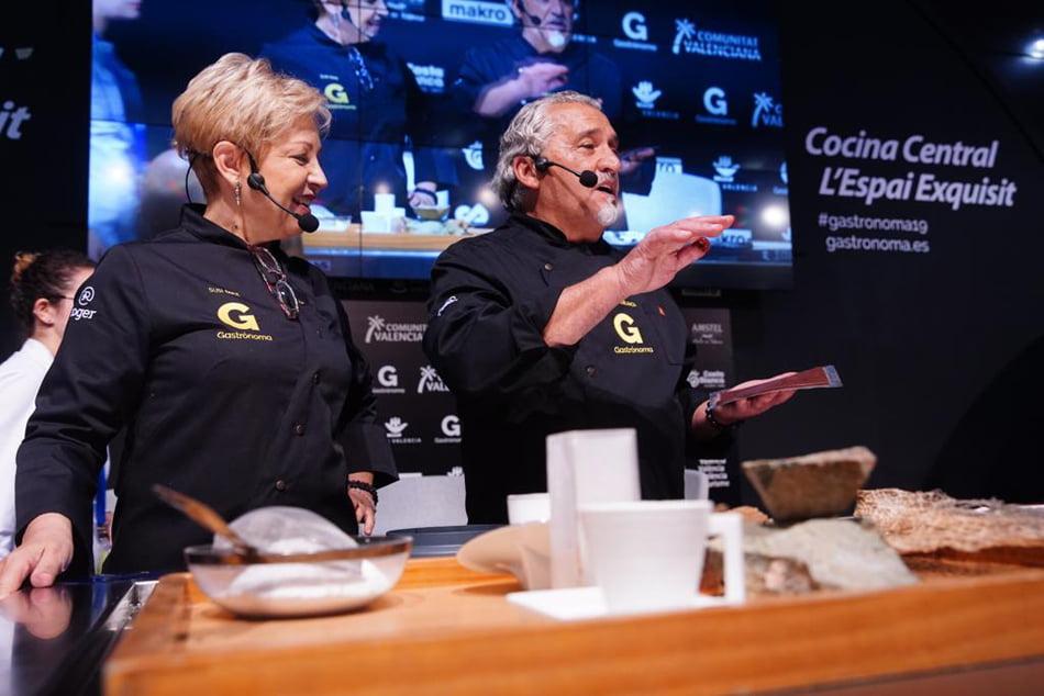 Imagen destacada Gastrónoma refuerza la promoción turística de la cocina valenciana
