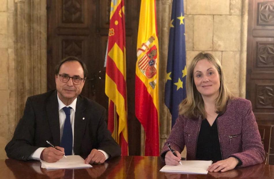Imagen destacada El BEI concede 270 millones a la Generalitat para inversiones sostenibles