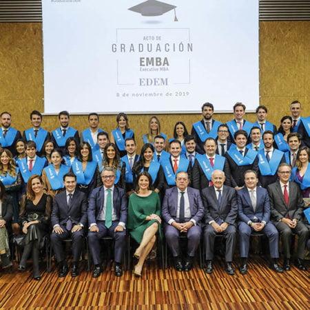 Edem-Graduacion EMBA-2019