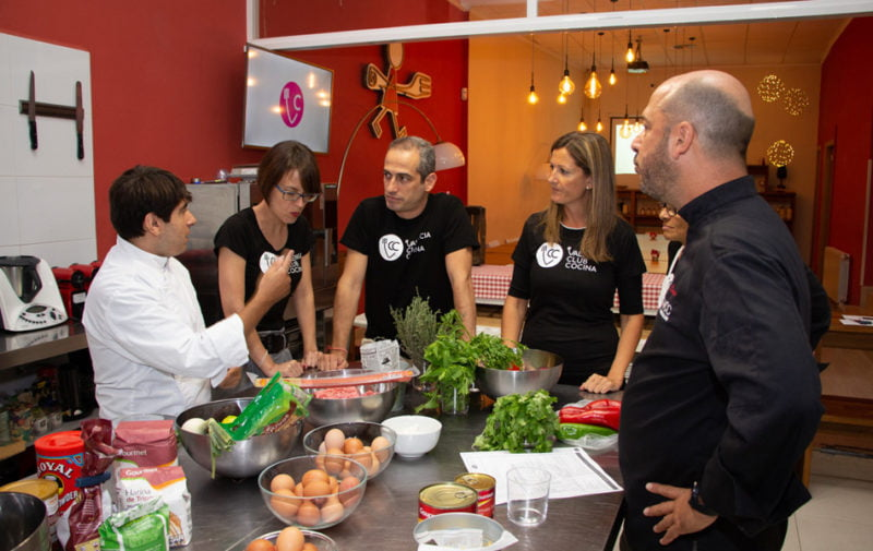 Valencia Club Cocina, diez años haciendo de la gastronomía una experiencia de 5 sentidos