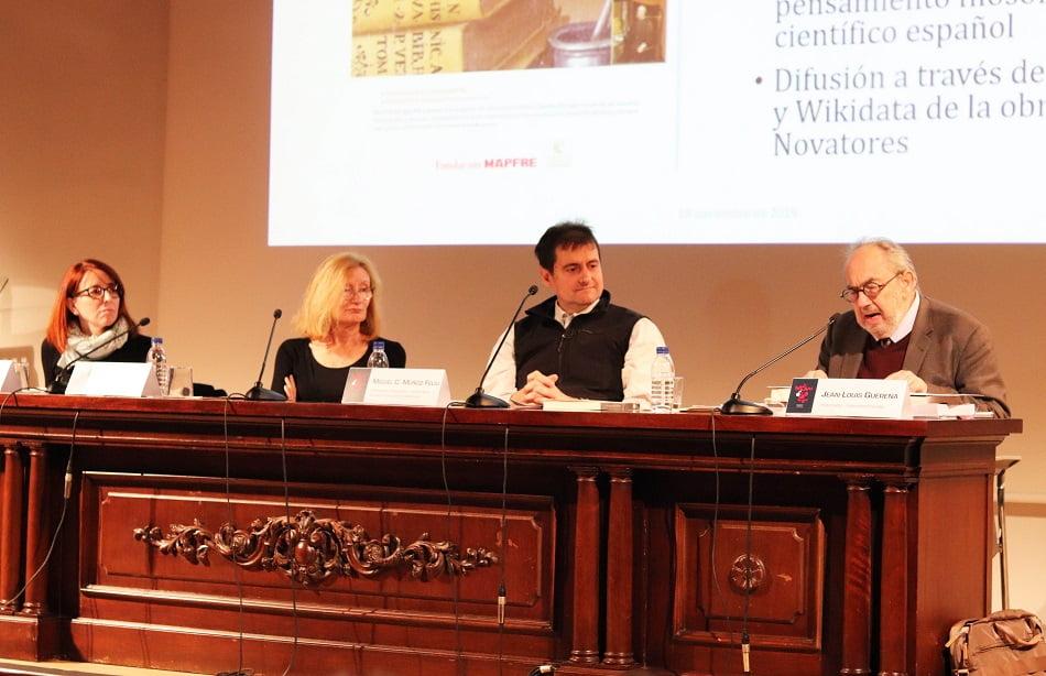 Imagen destacada La Sociedad Jerónima Galés analiza las posibilidades de la bibliofilia en la era digital