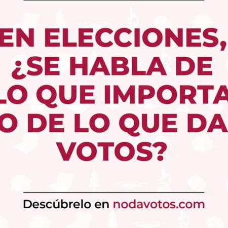 no-da-votos
