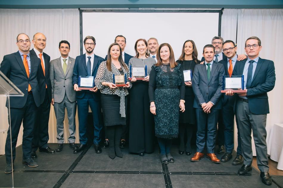 El Club de la Innovación entrega sus premios