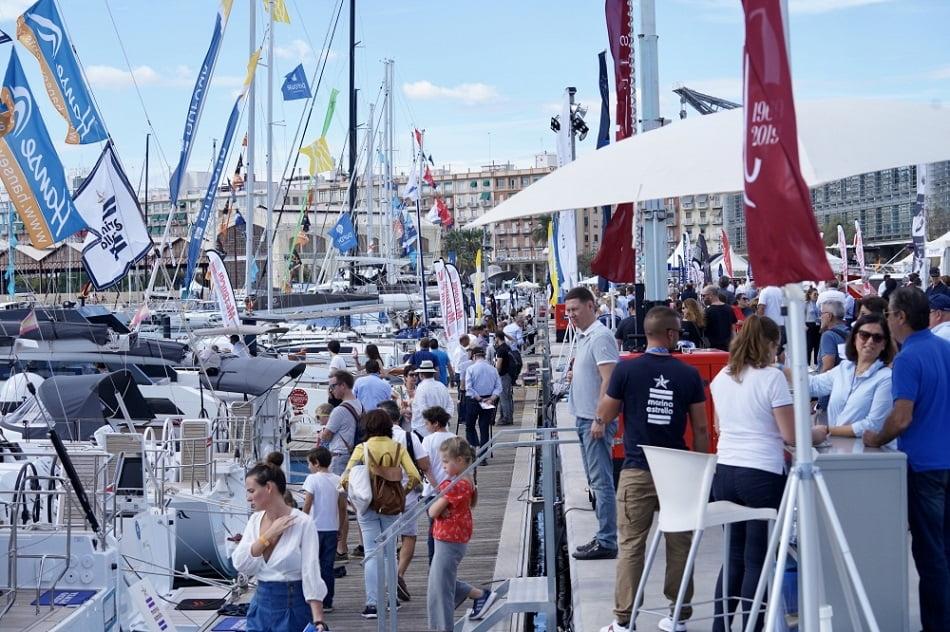 Imagen destacada El nuevo Valencia Boat Show atrajo a 22.300 visitantes en La Marina