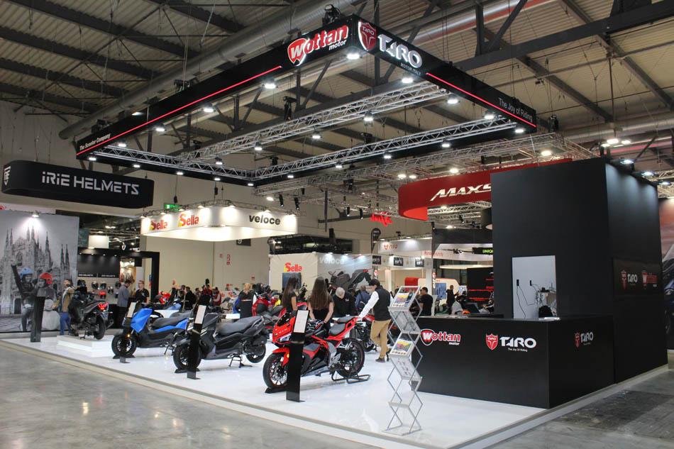 Imagen destacada El fabricante de motos Wottan Motor prepara su expansión europea