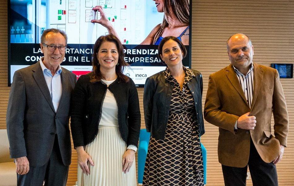 Hortensia Roig defiende la formación continua para encarar a la digitalización
