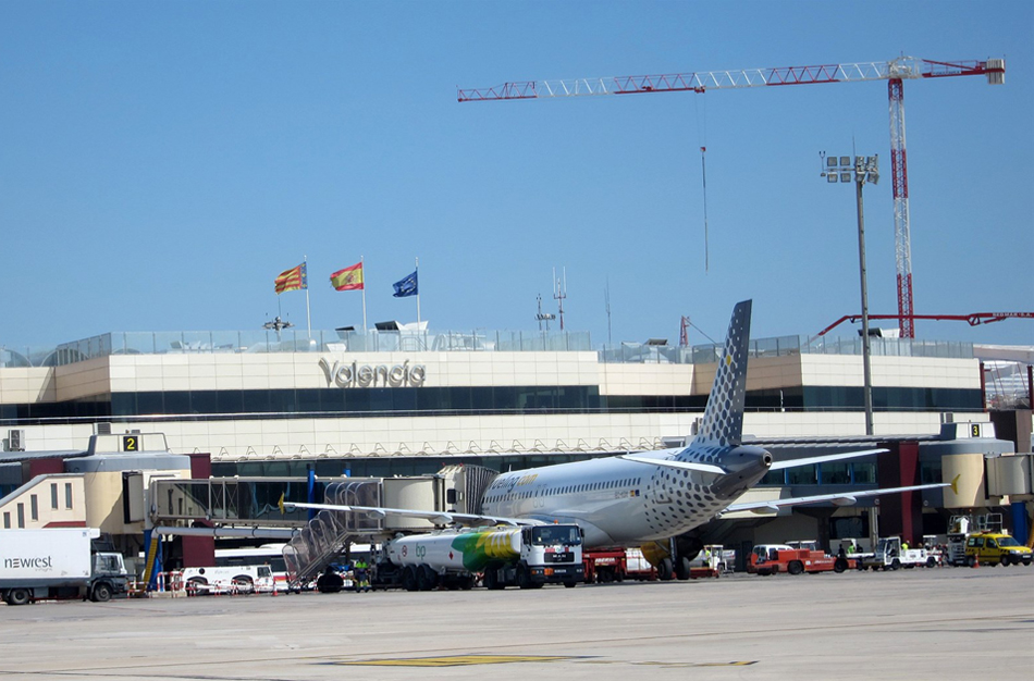 Imagen destacada El aeropuerto de València iniciará este año la remodelación de la T1 por 4,7 millones