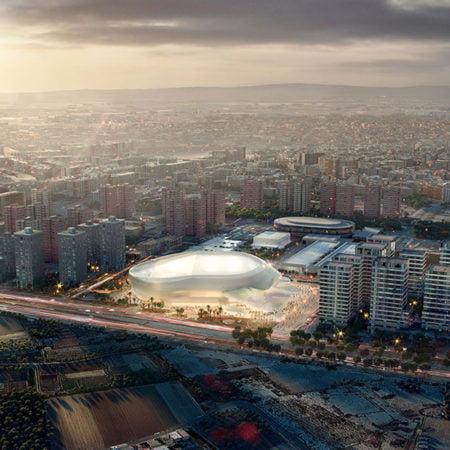 Valencia-Arena