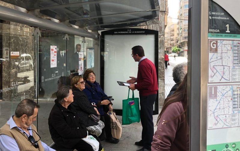 Elche-autobuses-híbridos