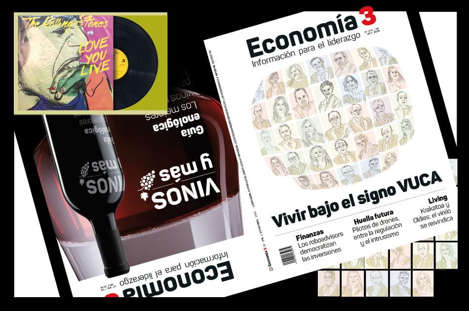 Imagen destacada Revista Economía 3: nueva imagen para un tiempo de cambios y liderazgo