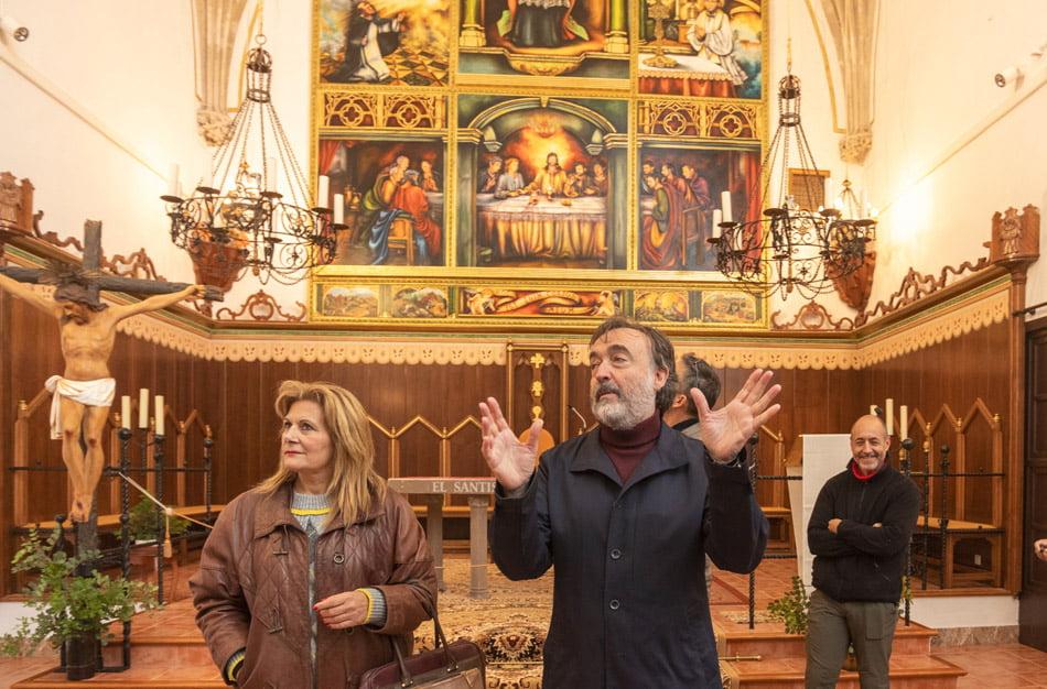 Imagen destacada El Monasterio de Llutxent será un foco cultural en la Vall d'Albaida