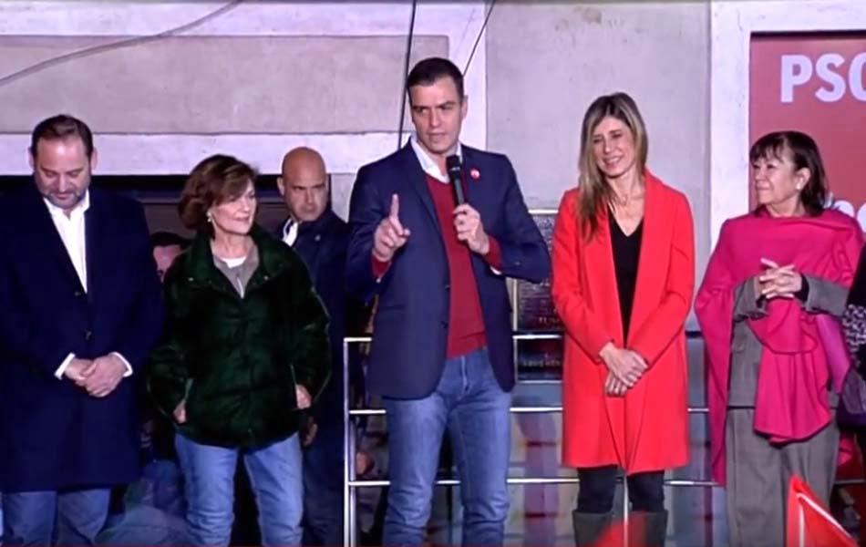 Imagen destacada El 10N complica el desbloqueo político a Pedro Sánchez