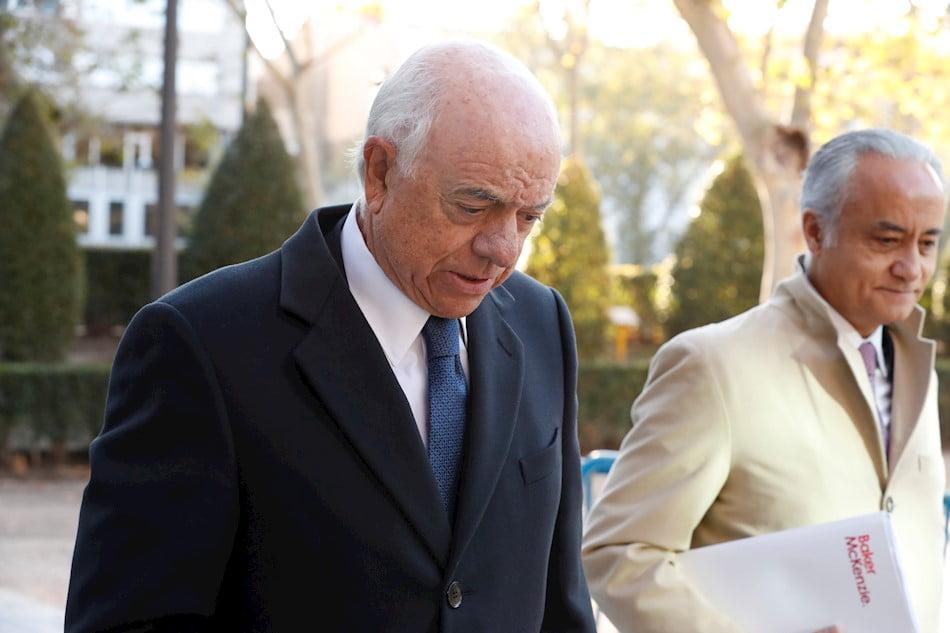 Imagen destacada Francisco González declara por el caso Villarejo en la Audiencia Nacional