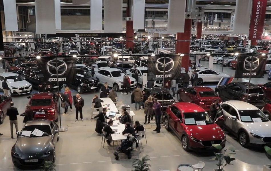 Firauto llena con 2.500 coches y 1.500 motos