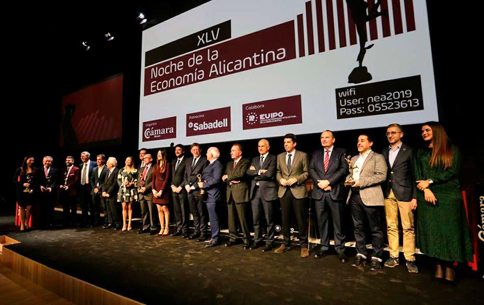 La Cámara de Alicante anuncia nueva sede, centro de formación y plataforma digital