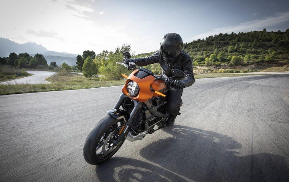 Imagen destacada Harley-Davidson presenta la moto eléctrica 'LiveWire' en el Gran Premio de MotoGp