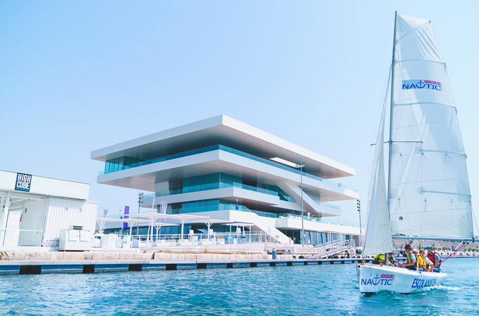 Imagen destacada La Marineta, la nueva zona de amarres en La Marina de València