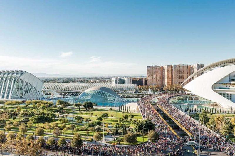 València se marca como objetivo ser la mejor prueba deportiva del año