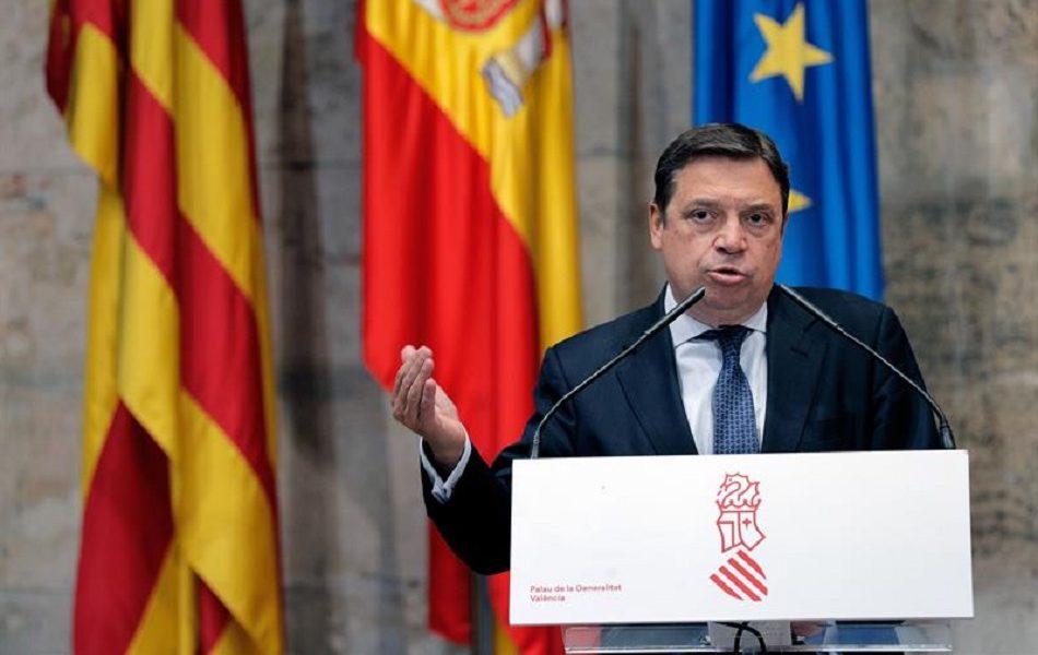 Imagen destacada Planas cree que brexit puede aumentar productos españoles en el Reino Unido