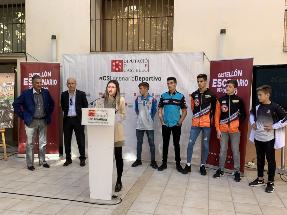 Imagen destacada Seis mil castellonenses acudirán al Gran Premio Moto GP de la Comunitat Valenciana