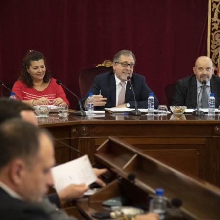 la diputacion-de-castelló-aprobo-sin oposioción-un presupuesto-de- 148,9 millones