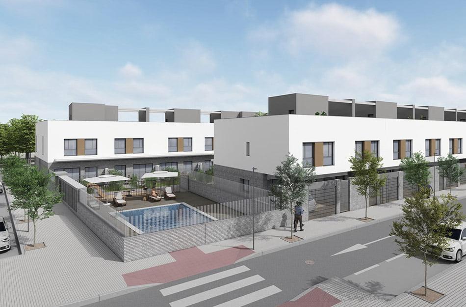 Imagen destacada Metrovacesa empieza a construir Residencial Mozart en Puerto Sagunto