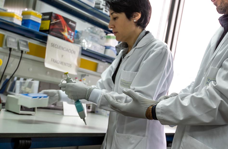 Imagen destacada La UV invertirá casi tres millones en equipamientos científicos