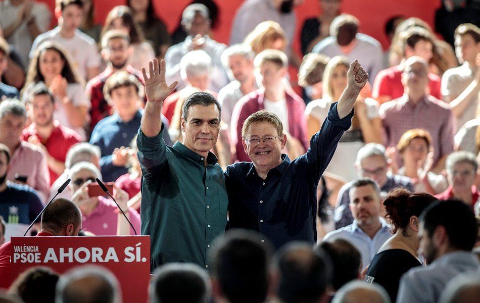 """Puig pide a """"las derechas"""" que faciliten la formación de Gobierno"""