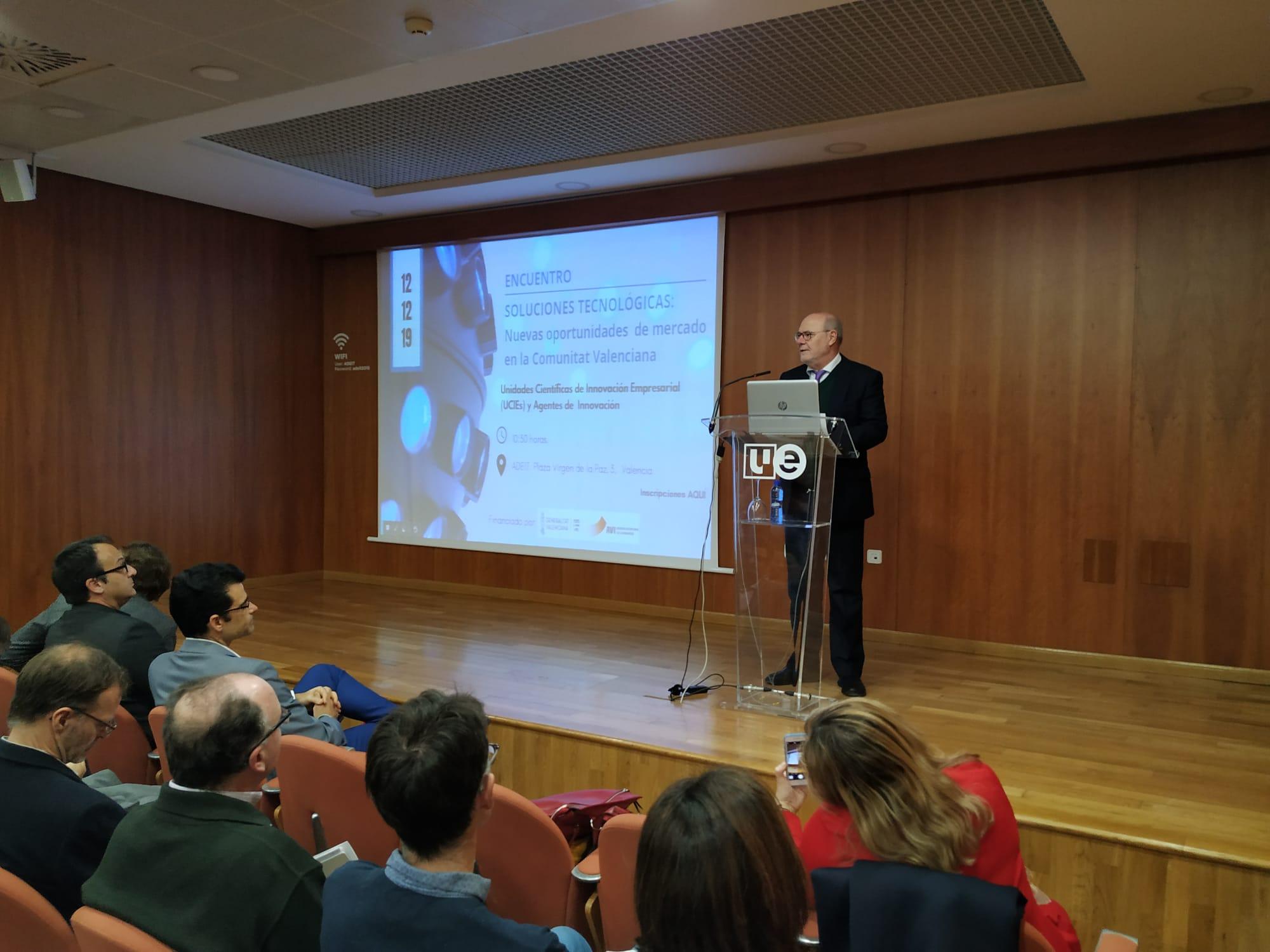 La AVI presenta 40 soluciones tecnológicas desarrolladas por centros de investigación