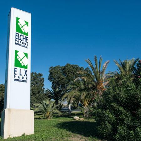 ampliación de Elche Parque Empresarial