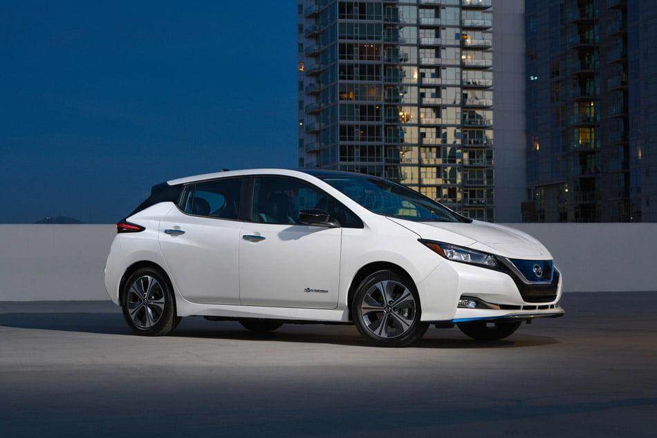Imagen destacada Llega a España el Nissan Leaf e+, con 500 km de autonomía de batería