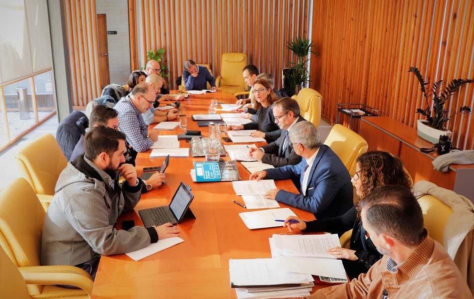 La Agencia Local de Desarrollo incrementa su presupuesto un 4% para 2020