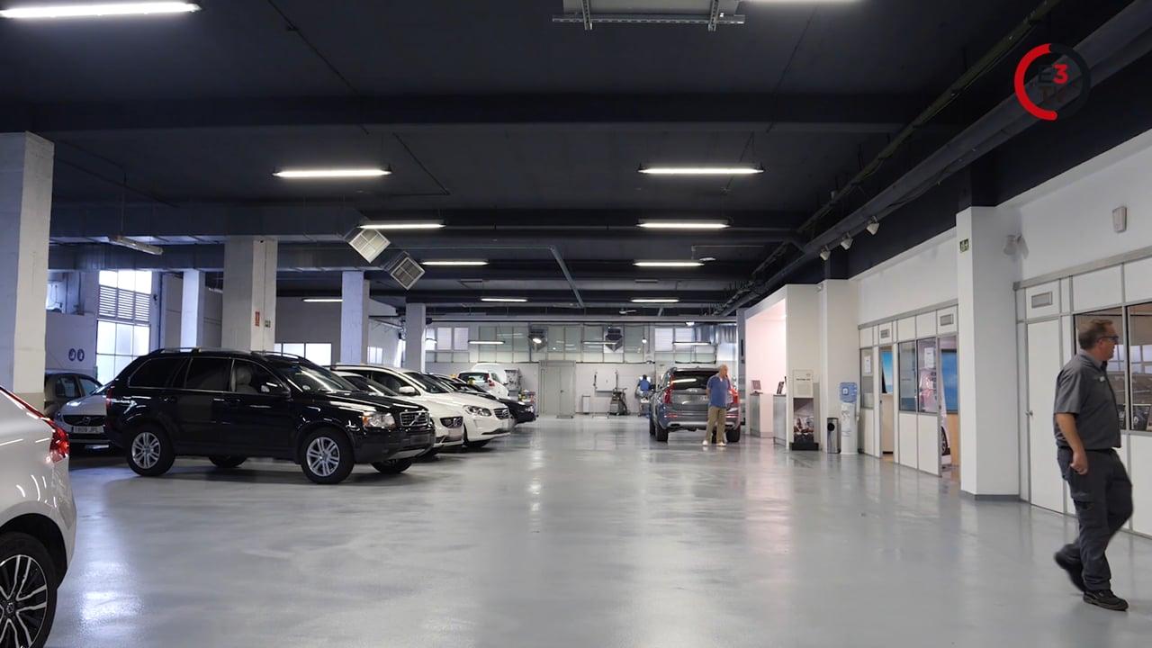 Nuevo taller en València de Volvo Auto Sweden