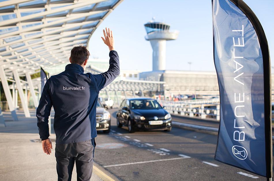 Imagen destacada Blue Valet o cómo evitar el estrés aparcando el coche en el aeropuerto