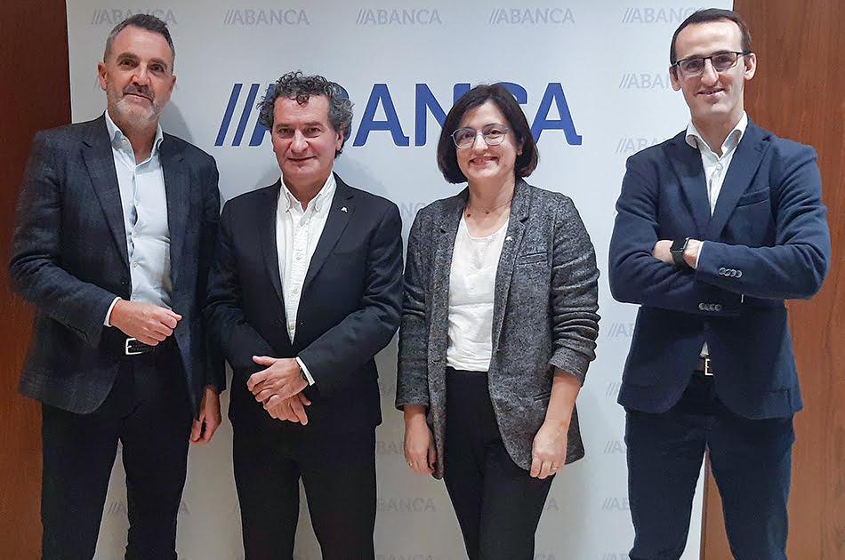 Abanca y Lanzadera presentan su programa Corporate para innovar en finanzas