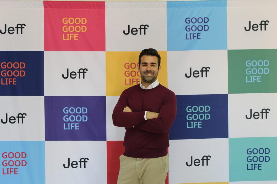 """Imagen destacada Moya: """"Fit Jeff tiene el objetivo de ser el fitness club más grande del mundo"""""""