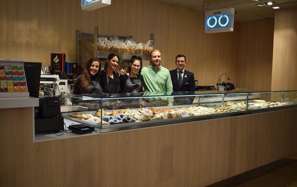 El Corte Inglés Nuevo Centro estrena pastelería tradicional especializada