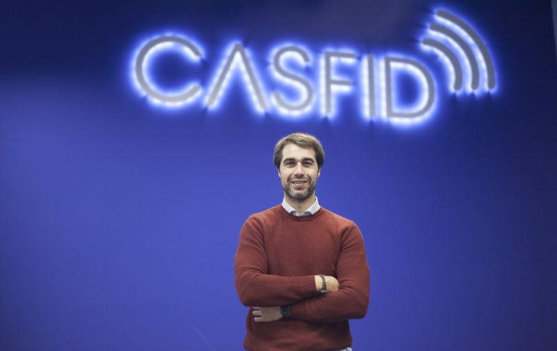 Casfid, de la pulseras cashless a la lucha contra el coronavirus