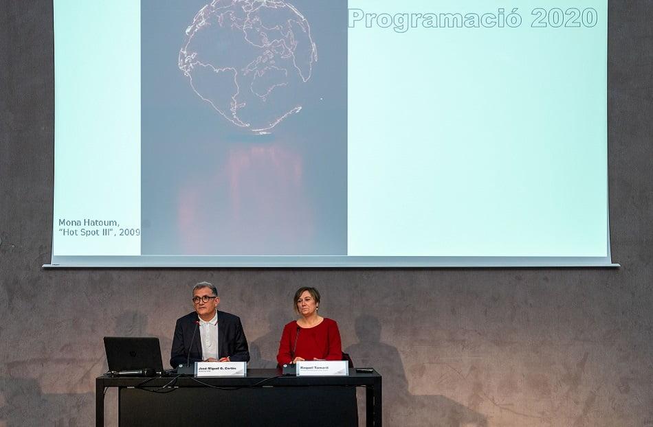 """R. Tamarit: """"El esfuerzo económico que se hace en el IVAM es íntegramente valenciano"""""""
