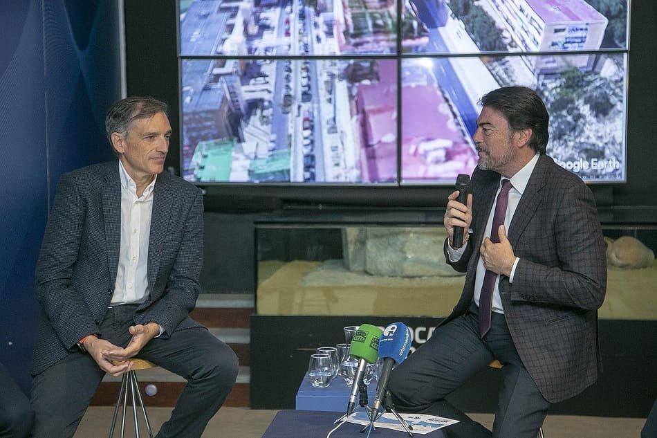 Imagen destacada El Ayuntamiento y Aguas de Alicante relanzan la media maratón urbana